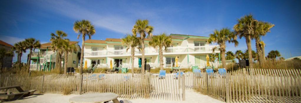Sandpiper Beacon Beach Resort - Panama City Beach - Building