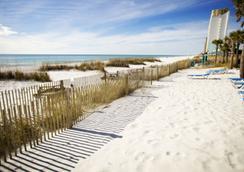 Sandpiper Beacon Beach Resort - Panama City Beach - Beach