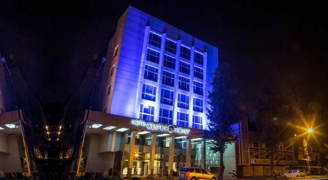 Hotel Centre Point - Nagpur - Building