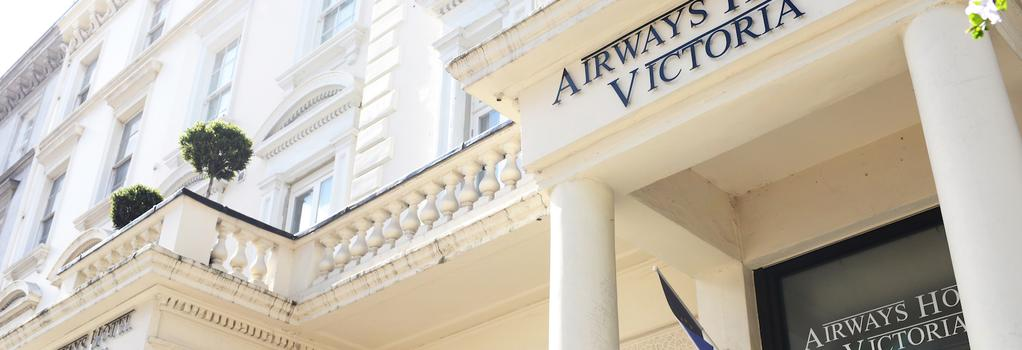 Airways Hotel Victoria - London - Building