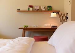 Hotel Schwarzschmied - Lana - Bedroom