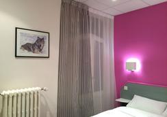 Hôtel Escurial - Metz - Bedroom