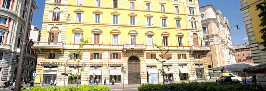 Inn Rome Rooms & Suites - Rome - Building