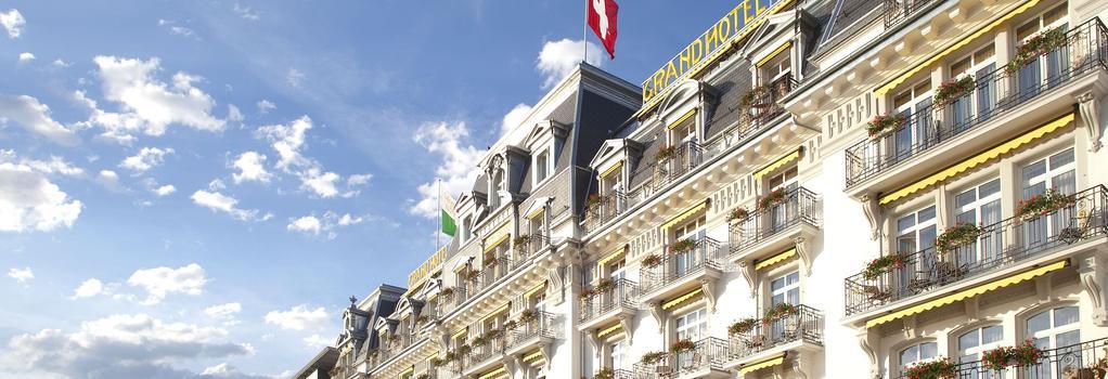 Grand Hotel Suisse Majestic - Montreux - Building