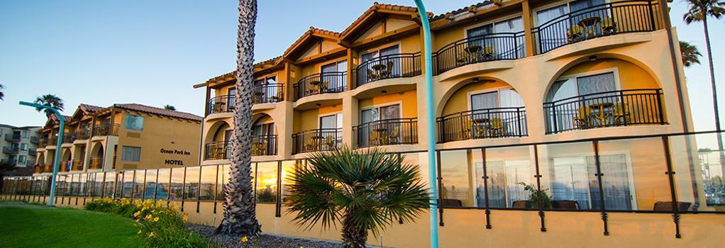 Ocean Park Inn - San Diego - Building