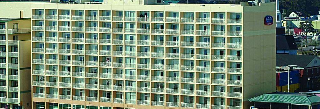 Fairfield Inn and Suites by Marriott Virginia Beach Oceanfront - Virginia Beach - Building