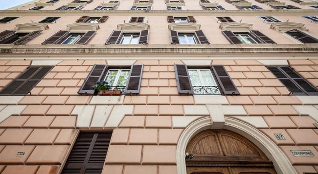 Casa 901 - Rome - Building