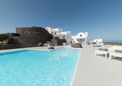 Aenaon Villas - Imerovigli - Pool