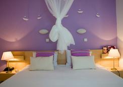 Talgo Apartments - Stalida - Bedroom