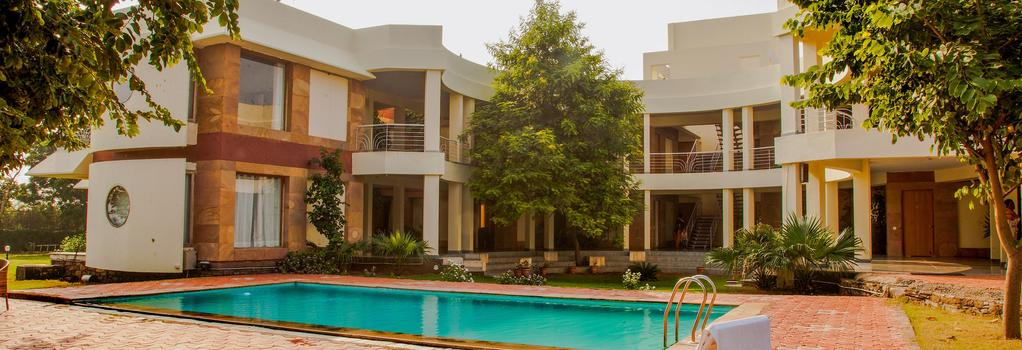 Hotel Chitvan - Ajmer - Building