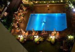 Hotel Memling - Kinshasa - Pool