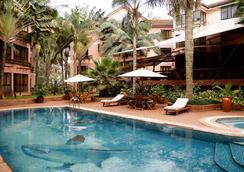 Wasini Luxury Suites - Nairobi - Pool