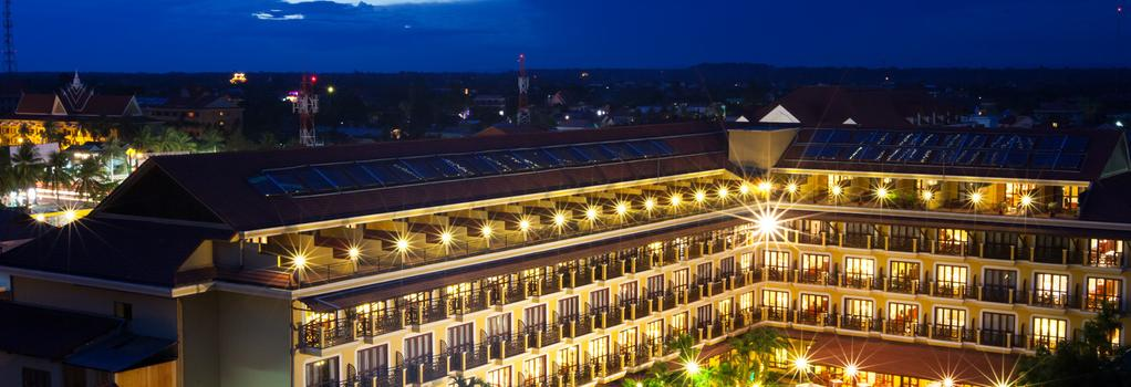 Angkor Paradise Hotel - Siem Reap - Building