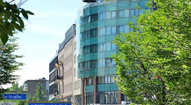 Nordic Domicil Hotel Berlin - Berlin - Building