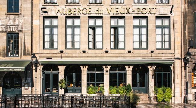 Auberge du Vieux Port - Montreal - Building