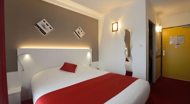 Inter-Hotel Loval - Brest - Bedroom