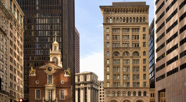 Ames Boston Hotel, Curio Collection by Hilton - Boston - Building