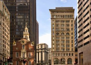 Ames Boston Hotel, Curio Collection by Hilton