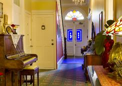 Marreros Guest Mansion - Adult Only - Key West - Lobby