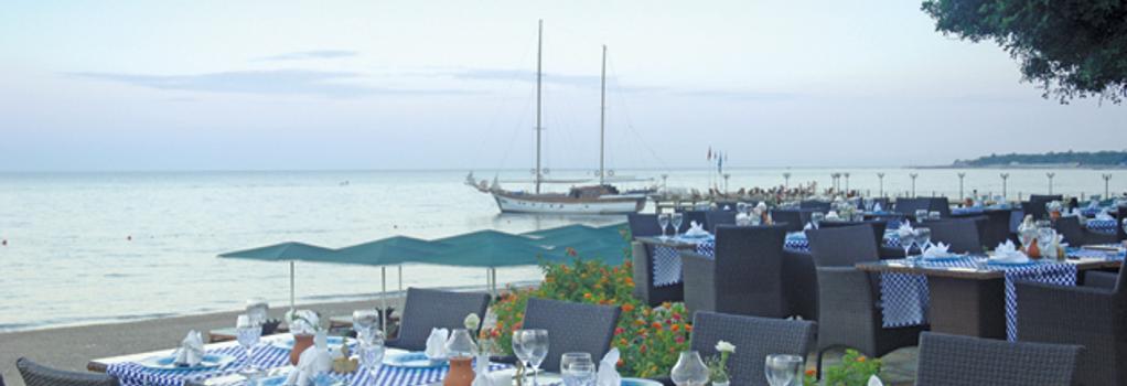 Akka Antedon Hotel - Beldibi - Restaurant