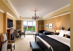 Oak Bay Beach Hotel - Victoria - Bedroom
