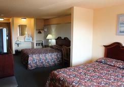 Marina Inn - Des Moines - Bedroom