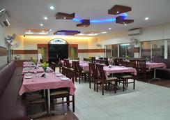 Fabhotel Beach Park Resort - Chennai - Restaurant