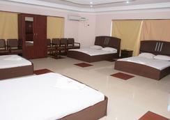 Fabhotel Beach Park Resort - Chennai - Bedroom