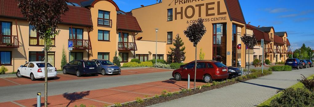 Primavera Hotel & Congress Centre - Pilsen - Building