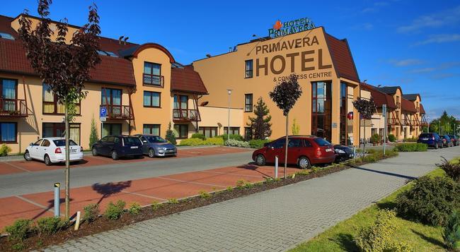 Primavera Hotel & Congress Centre - Plzen - Building
