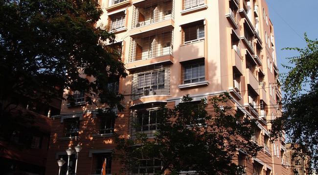 Malik Guest House - Kolkata - Building