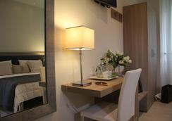 Hotel Zara Milano - Milan - Bedroom