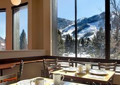 Hotel Aspen - Aspen - Restaurant