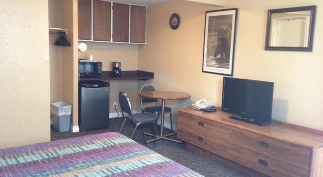 Russian Heritage Inn - Kodiak - Bedroom