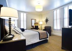 Marine's Memorial Club And Hotel - San Francisco - Bedroom