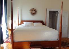 Christopher Dodge House - Providence - Bedroom