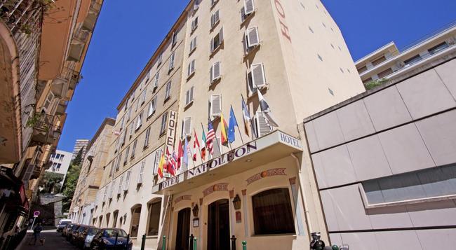 Hotel Napoleon - Ajaccio - Building