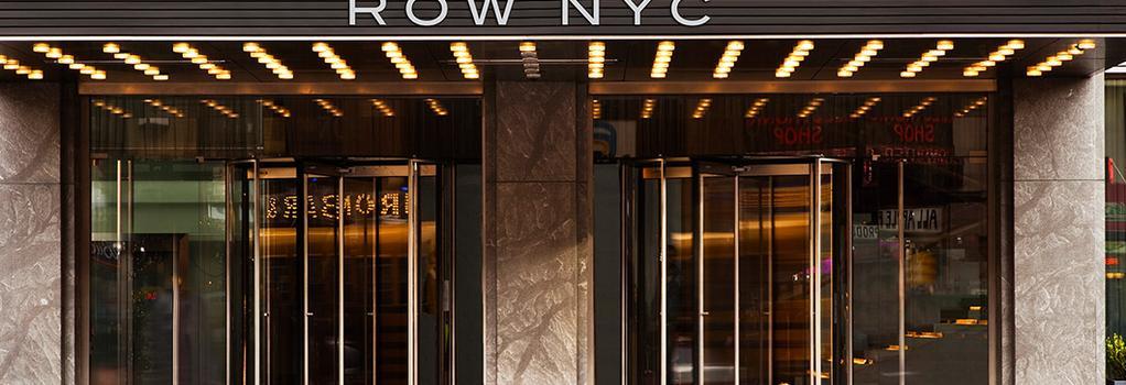 Row NYC - New York - Building