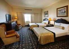 The Claridge A Radisson Hotel - Atlantic City - Bedroom