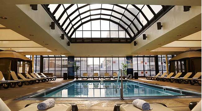 The Claridge A Radisson Hotel - Atlantic City - Pool