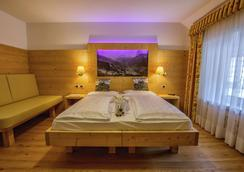 Hotel Garni Snaltnerhof - Ortisei - Bedroom