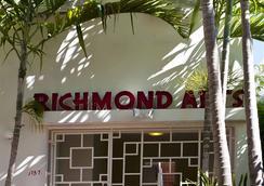 The Richmond Studios - Miami Beach - Building