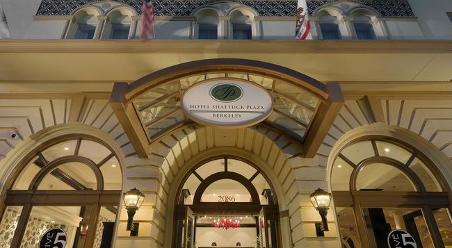Hotel Shattuck Plaza - Berkeley - Building