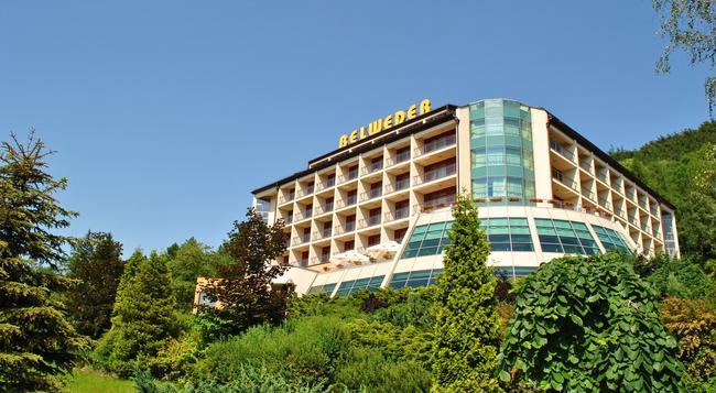 Hotel Belweder - Ustroń - Building