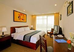 Vientiane Plaza Hotel - Vientiane - Bedroom