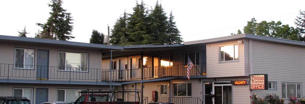 Riviera Inn Motel - Port Angeles - Building