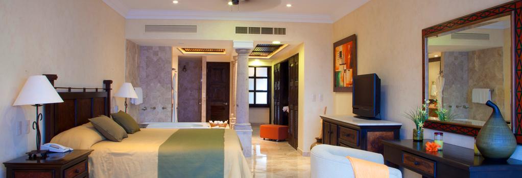 Villa La Estancia Beach Resort & Spa Riviera Nayarit - Nuevo Vallarta - Bedroom