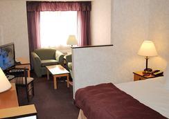 Crystal Inn Hotel & Suites Salt Lake City - Down Town - Salt Lake City - Bedroom