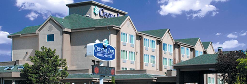 Crystal Inn Hotel & Suites Salt Lake City - Down Town - Salt Lake City - Building