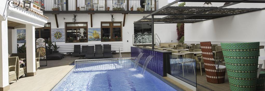 Hotel Neptuno & Apartaments - Barcelona - Building